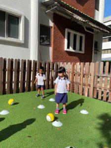 Pegasus Soccer Session