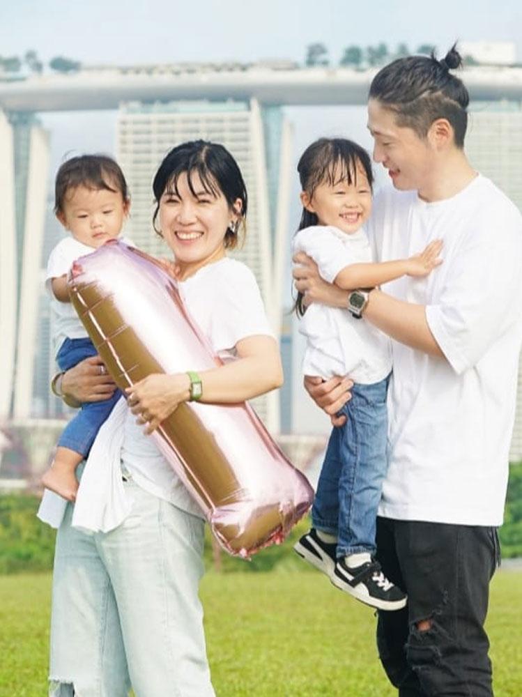Japanese parent